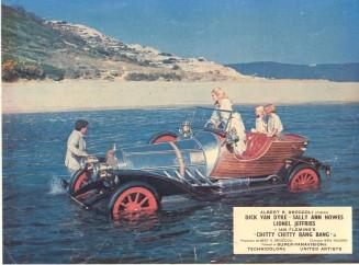Fleming' s Chitty Chitty floating