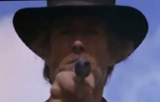 Pale Rider real hero Clint