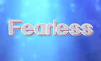 Fearless e6 ad with Taylor Swift soundtrack