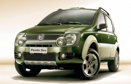 Fiat Panda Cross SUV