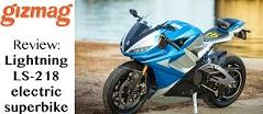 Gizmag Lightning LS-218 test Fastest Superbike