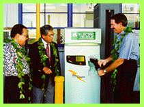 Hawaii Rapid Charge Point