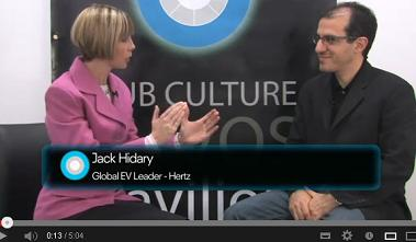 Jack Hidary Hertz EV Global Leader