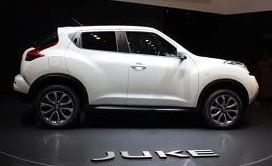 Nissan Juke not electric