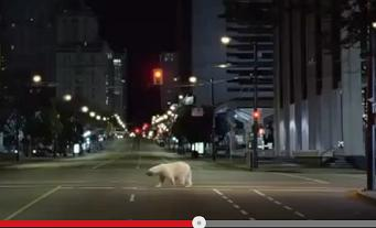 Polar_Bear_Comes_to_Big_City_TV_Ad_Leaf_Nissan