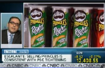 Pringles Laughing Stock