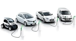 Renault EVs - the range