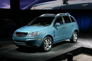 2008 Saturn Vue plug-in hybrid