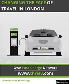 THRIEV BYD London
