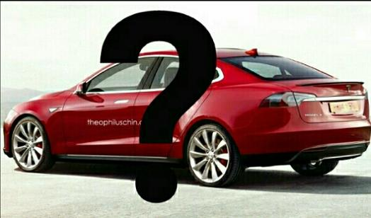 Tesla Model 3 Design Prediction