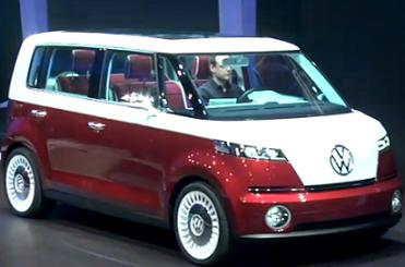 VW Bulli Microbus/Car-or-Van Geneva