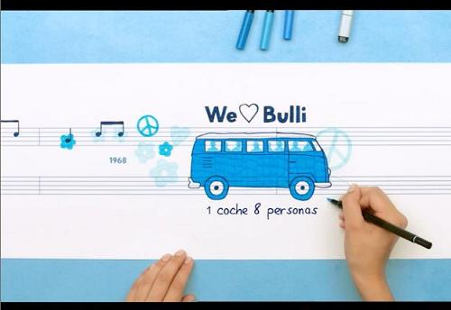 VW_ThinkBlue_Bulli_TV_Ad_Spanish