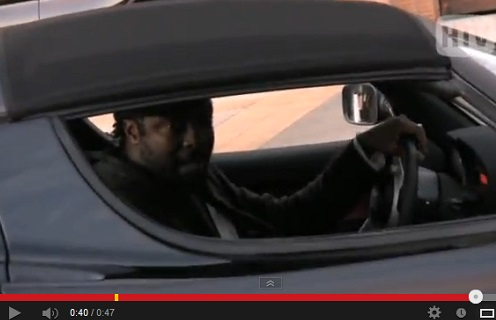 Will.I.Am Secret Tesla v Hey Porsche Live Earth...