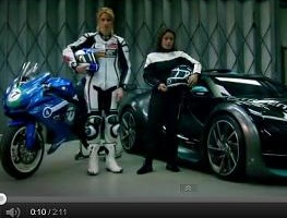 Electric Car v Electric Superbike