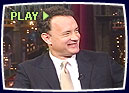 Hanks-Letterman Interview